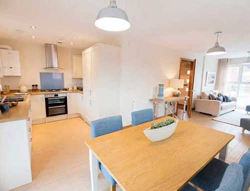 Show Home Unveiled at Swansea's Quayside Development