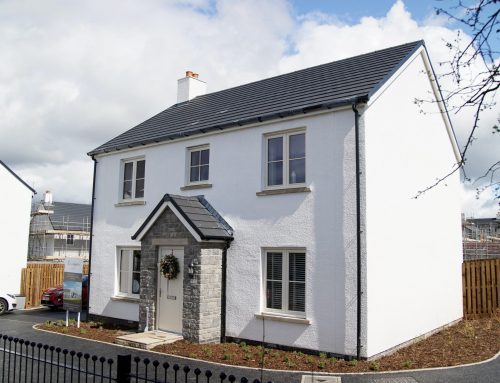 Show Home Opening at The Hedgerows, Pennard